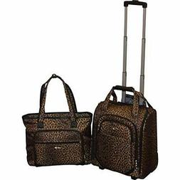 16 Luggage & Travel Gear Inch Wheeled Underseater Carry-On ""