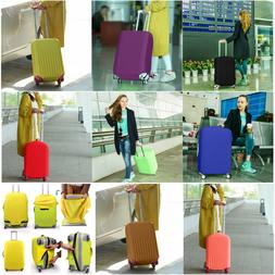 """18"""" 20"""" 22"""" 24"""" 28"""" Elastic Luggage Suitcase Bags Cover Prot"""