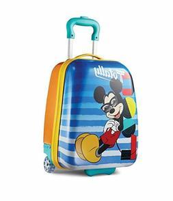 18 Luggage For Kids Girls Boys Hardside Upright Wheels Rolli