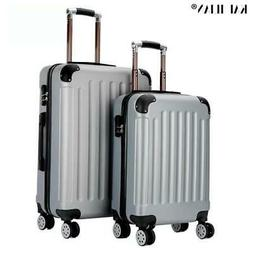 20/24 inch ABS suitcase on wheels travel luggage
