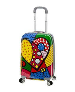 Rockland 20 POLYCARBONATE CARRY ON - F151-HEART