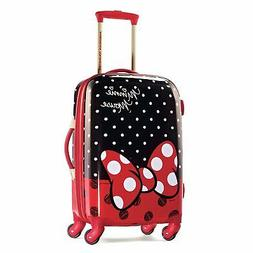 American Tourister 21 Inch Minnie Mouse Red Bow