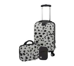 "Heys 22"" Spinner & Beauty Case Hardside Luggage Set F11209 *"