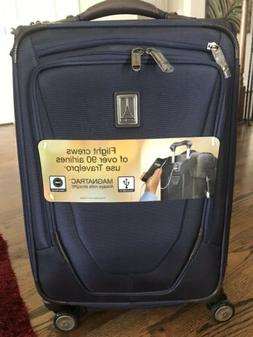 """$229 New Travelpro Crew II 21"""" Spinner Carry-On W/USB Port"""
