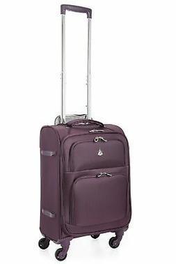 "Aerolite 22x14x9"" Carry On MAX Lightweight Upright Travel Tr"