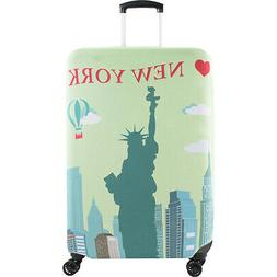 """American Green Travel 28-30"""" Print Spinner Luggage Luggage A"""