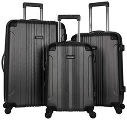 3-Piece Luggage Set  4-Wheel Hardside Kenneth Cole Reaction