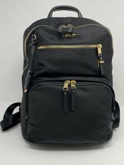 $375 Tumi Voyageur Hagen Backpack Black Trolley Sleeve Lapto