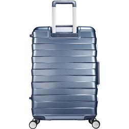 Samsonite Framelock Hardside Checked Luggage with Spinner Wh