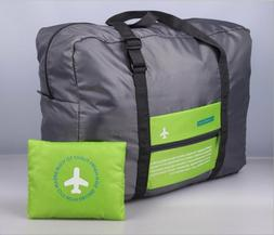 Travel Big Size Foldable Luggage Bag Clothes Storage Carry-O