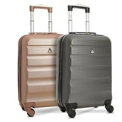 Aerolite Airline Approved Hardshell Carryon Suitcases Pack,