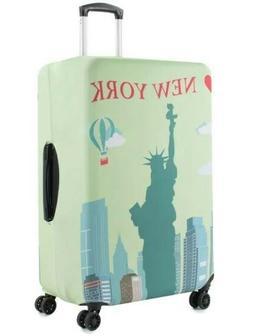 "American Green New York Travel 28-30"" Print Spinner Luggag"
