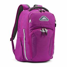 High Sierra Autry Laptop Backpack Pink Color Business & Scho