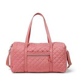 Award Winning Vera Bradley Lay Flat Duffel Travel Bag carry