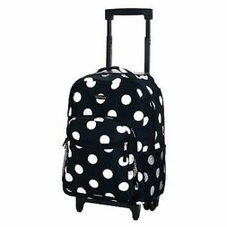 Backpack With Wheels For Girls Rolling School Travel Bag Kid