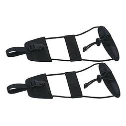 Bag Bungee 2,4,6 Pk Luggage Strap with Adjustable Suitcase B