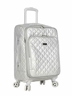 """BCBGeneration BCBG Luggage Softside Carry On 20"""" Suitcase wi"""