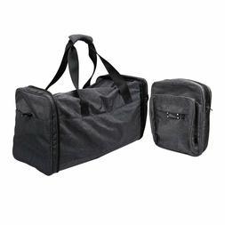 Business Travel Bag Overnight Bag Luggage Foldable Scalable