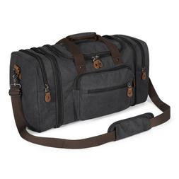 canvas large men women vintage duffle luggage