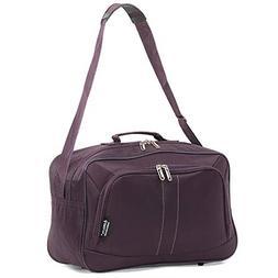 Aerolite Carry On Hand Luggage Flight Duffle Bag Underseat A