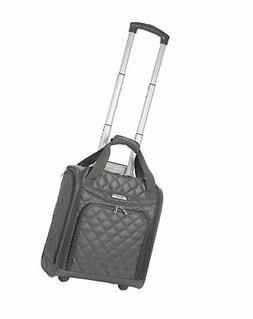 Aerolite Carry On Under Seat Wheeled Trolley Luggage Bag (G.
