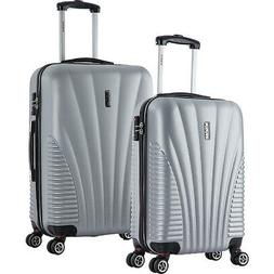 inUSA Luggage Chicago SM 2-Piece Lightweight Hardside Luggag