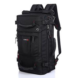 KAKA Classic Laptop Backpack, Travel Hiking & Camping Daybac