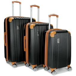 Miami CarryOn Collins Expandable Spinner Luggage Set