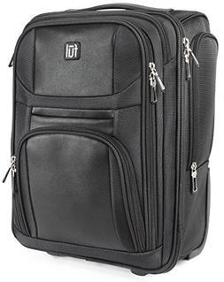 Ful Crosby Carry-on Luggage, Narrow Profile for Underseat St