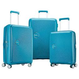 American Tourister Curio 3-piece Hardside Spinner Luggage Se