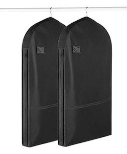 """Living Solutions Deluxe Garment Bag With Pocket 3"""" x 22"""" x 4"""