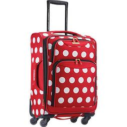 American Tourister Disney Minnie Mouse Softside Spinner Soft
