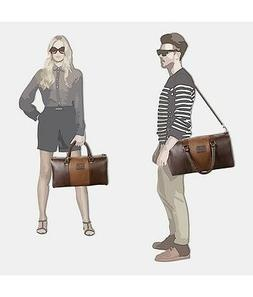 Duffel Bag for Men and Women Overnight Weekend Travel