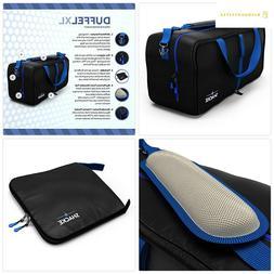 Shacke Duffel XL - Large Travel Duffel Bag - Foldable w/ Mem