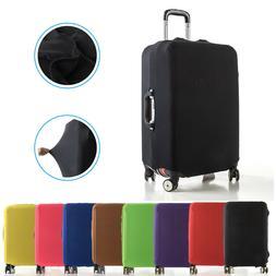 Elastic Polyester Anti Luggage Suitcase Protector Suitcase C