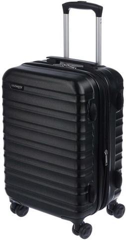 Elegant Hardside Spinner Luggage International Travel Trips