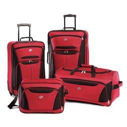American Tourister Fieldbrook II 4 Pc Nested Luggage Set