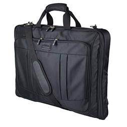 Foldable Carry On Garment Bag Fit 3 Suits, Luggage Suit Bag