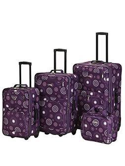 Four Piece Pucci Luggage Set - by Fox Luggage