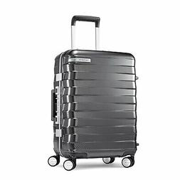 Samsonite Framelock 20 Inch Hardside Carry On Luggage Spinne