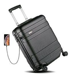 Hardside Carryon Luggage Travel Bag Suitcase Spinner Hardcas