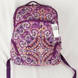 Vera Bradley Iconic Backpack Dream Tapestry College School N