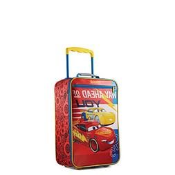 "American Tourister Kids Softside 18"" Upright, Disney Cars"