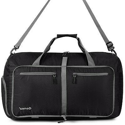 100L New Ultralight Foldable Duffel Storage Bag