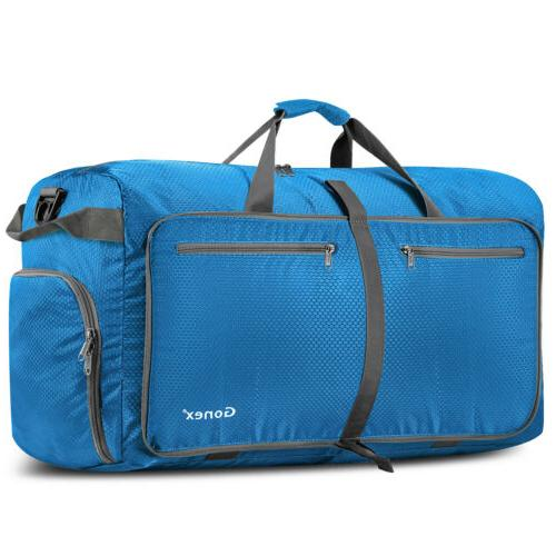 100L Ultralight Foldable Travel Duffel Storage Pakage Bag