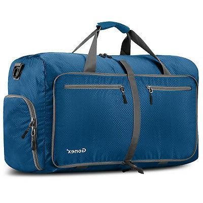 100L New Foldable Travel Luggage Duffel Storage