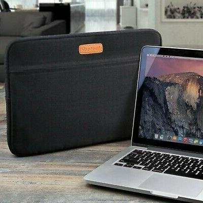 Inateck 15-15.4 Inch Laptop Sleeve Compatible 15''