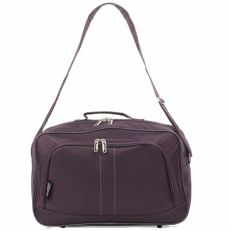 16 On Duffle Bag or Underseat