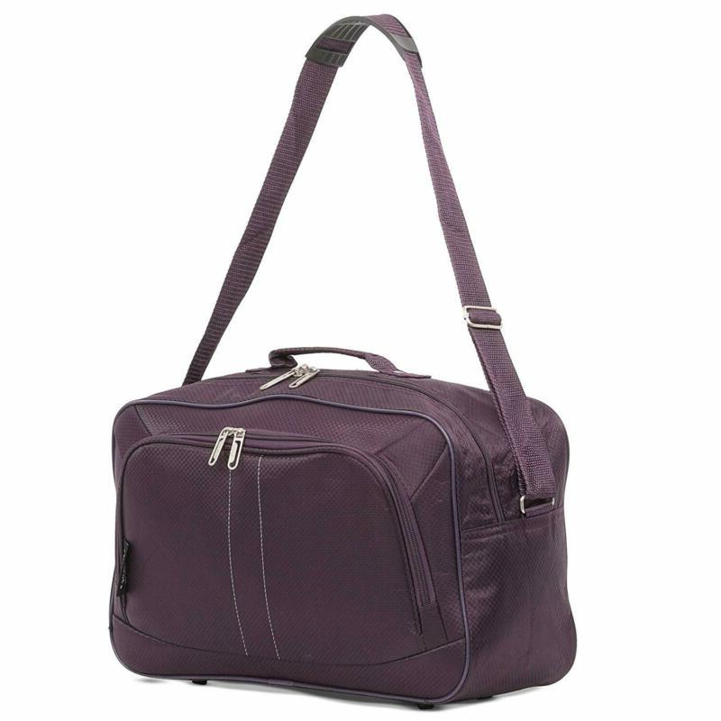16 On Duffle Bag 2nd or Underseat