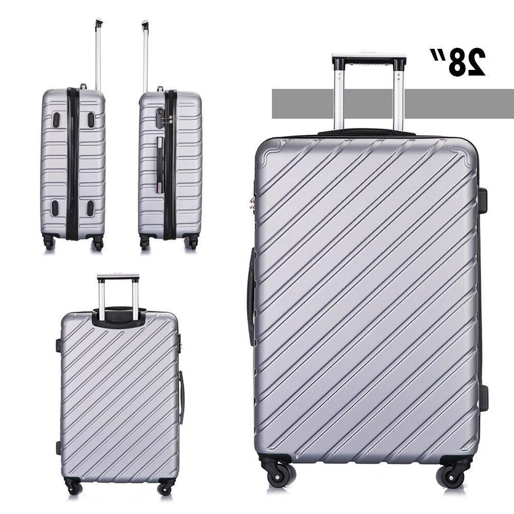 """18""""20""""24""""28"""" Set-Luggage Hardshell"""
